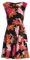 Tahari Women's Faux Wrap Dress