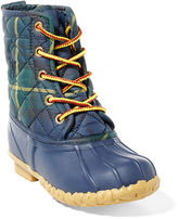 Ralph Lauren Little Kid Ewan Diamond-Quilted Boot