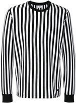 Ami Alexandre Mattiussi long sleeved T-shirt - men - Cotton - S
