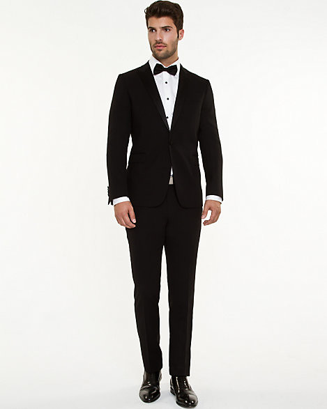 Le Château Wool Slim Fit Two-Piece Tuxedo