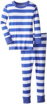 New Jammies Little Boys' Classic Stripes Organic Pajamas