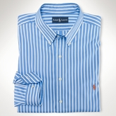 Polo Ralph Lauren Big & Tall Classic Bright Stripe Shirt