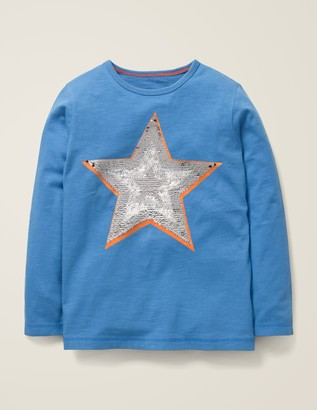 Boden Sequin Colour Change T-Shirt