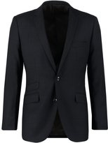 Cortefiel Suit Jacket Marine Blue