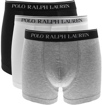 Ralph Lauren Underwear 3 Pack Boxer Shorts