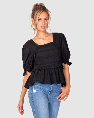 Three of Something Pier Cove Blouse