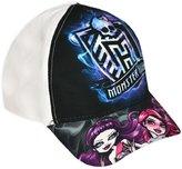 Monster High Girls Official Cap New Kids Purple Summer Hats