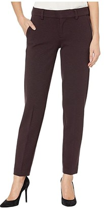 Liverpool Kelsey Knit Trousers in Pique Stretch Knit (Black) Women's Casual Pants