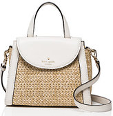 Kate Spade Cobble hill straw small adrien