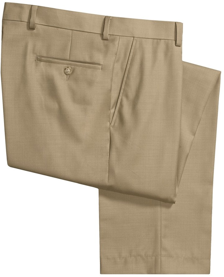 Rendezvous by Ballin Washable Wool-Twill Pants (For Men)