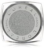 L'Oreal Infallible 24Hr Eye Shadow, Silver Sky, 0.12 Ounce