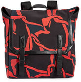 Paul Smith Cotton Canvas Military Backpack