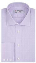 Turnbull & Asser Dot Regular Fit Dress Shirt