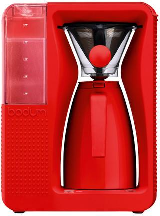 Bodum Bistro b.over Coffee Maker Red