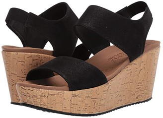 Skechers Brit - Tall Tale (Black) Women's Sandals