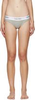 Calvin Klein Underwear Grey Modern Briefs