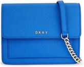 DKNY Bryant Park leather mini cross-body