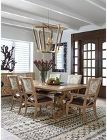 Tommy Bahama Home Los Altos 7 Piece Extendable Dining Set Home