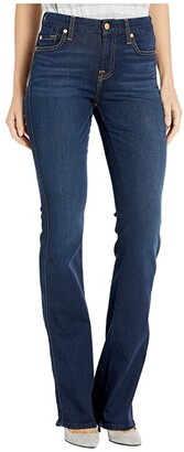 7 For All Mankind Kimmie Bootcut in Slim Illusion Tried True (Slim Illusion Tried & True) Women's Jeans