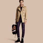 Burberry The Sandringham – Short Heritage Trench Coat