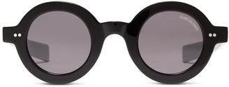 Oliver Goldsmith Sunglasses The 1930'S Black Steel