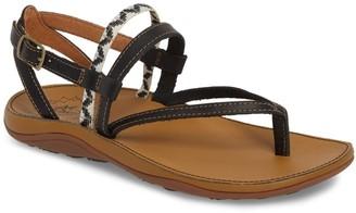 Chaco Loveland Leather Sandal