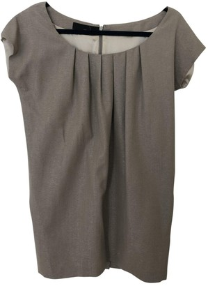 Amanda Wakeley Beige Dress for Women