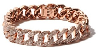 Shay Diamond & 18kt Rose-gold Bracelet - Rose Gold