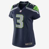Nike NFL Seattle Seahawks Limited Jersey (Russell Wilson) Women's Football Jersey