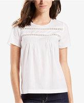 Levi's Lace-Trim T-Shirt