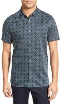 Ted Baker &Hangup& Modern Slim Fit Sport Shirt