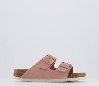 Birkenstock Arizona Two Strap Light Rose