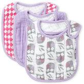 my baby boutique 3-Pack Muslin Bibs