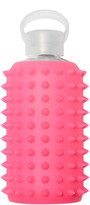 BKR Limited Edition Glass Water Bottle with Spikes - 500ml - Rosie