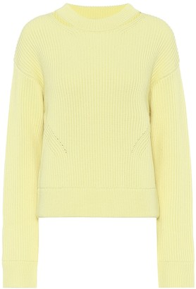 Proenza Schouler Cropped wool sweater
