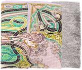 Etro paisley print scarf - women - Silk/Viscose - One Size