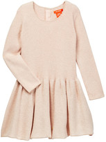 Joe Fresh Rib Dress (Toddler & Little Girls)