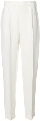 Moschino Pre-Owned High Waist Tailored Trousers