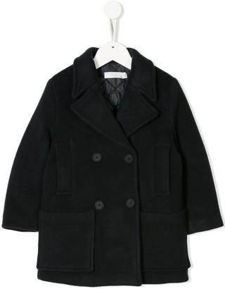 Stella McCartney Eleanor double-breasted coat