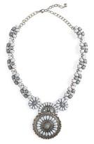 BaubleBar Women's Nadia Pendant Necklace