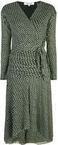 Diane von Furstenberg Rilynn faux-wrap dress