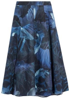 Max & Co. Printed Cotton Skirt