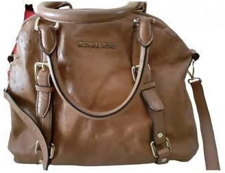 Michael Kors Bedford Brown Pony-style calfskin Handbags