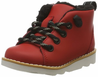 Clarks Crown Tor T Boys Ankle Boots