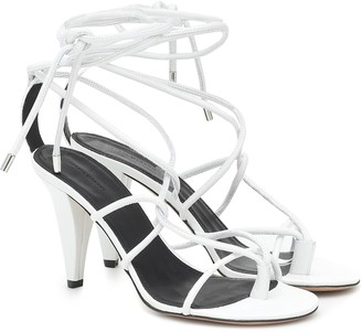 Isabel Marant Abka leather sandals