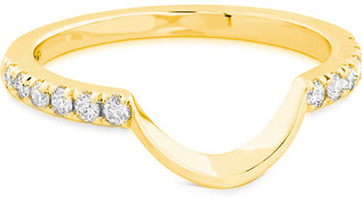 Hearts On Fire 18K 0.23 Ct. Tw. Diamond Delight Lady Di Ring