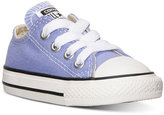 Converse Toddler Girls' Chuck Taylor Ox Casual Sneakers from Finish Line