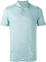 Michael Kors classic polo top - men - Cotton/Linen/Flax - S