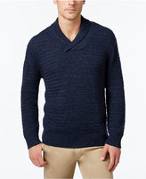 Tommy Bahama Men's Cape Escape Chunky-Knit Shawl-Collar Sweater