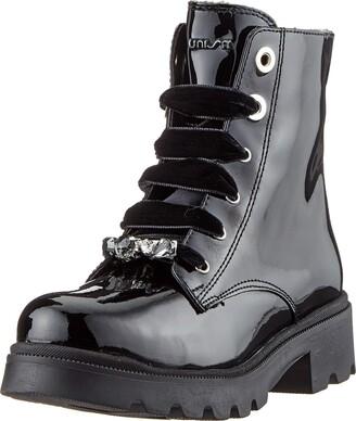 Unisa Girls Penelope_pa Biker Boots